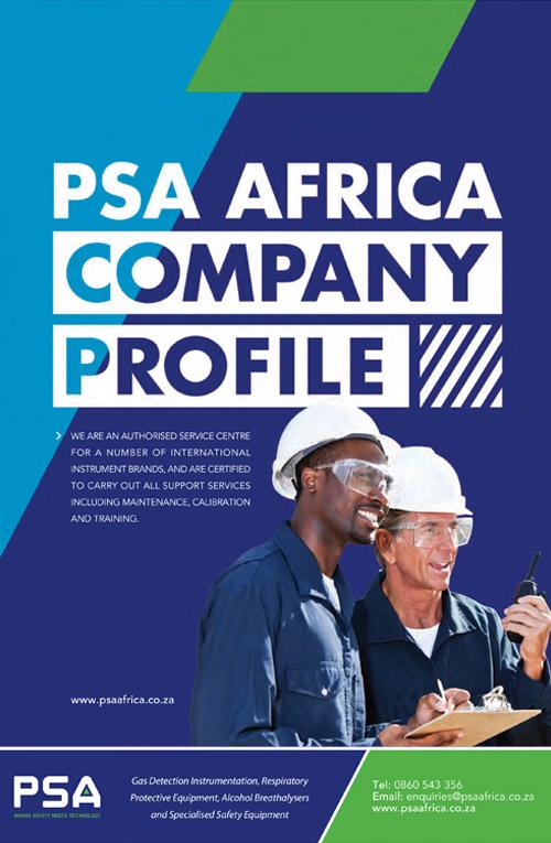 PSA Africa Company Profile