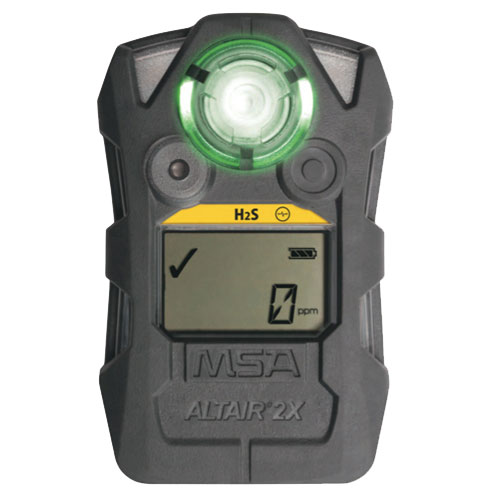 ALTAIR 2X gas detection