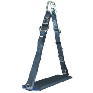 Bosun chair full-body harness