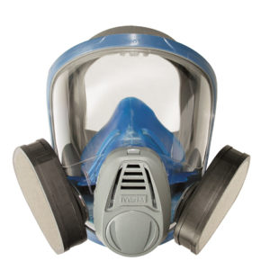 advantage 3200 full face piece respirator