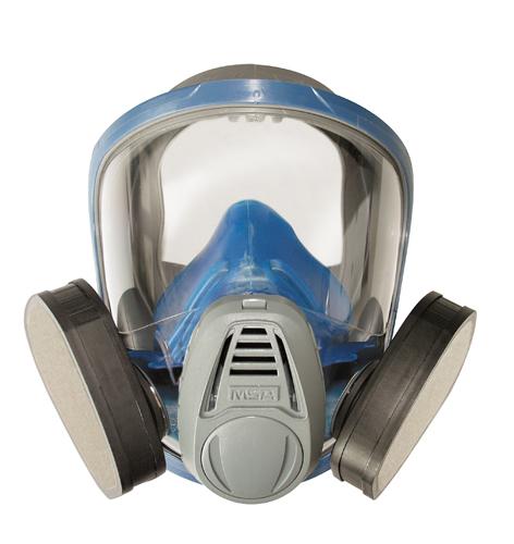 advantage 3200 full face piece respirator