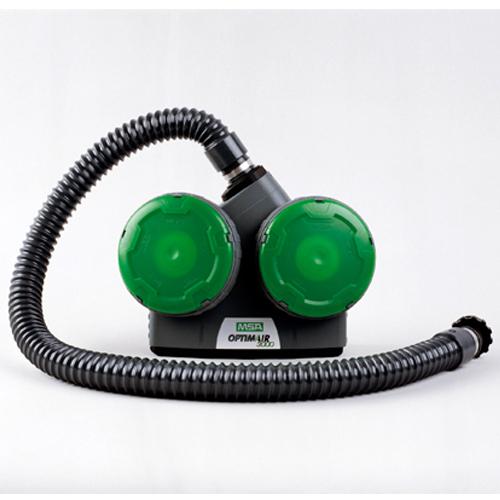 OptimAir 3000 PAPR portable air purifying respirator