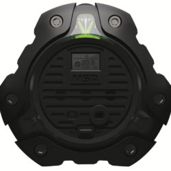 ALTAIR-io360-Gas-Detector_Black_Render_Front